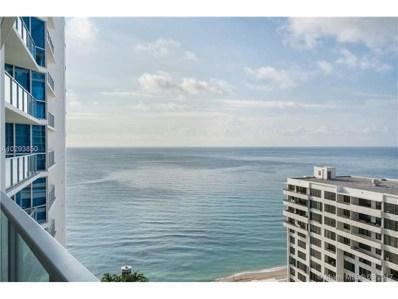3101 S Ocean Dr UNIT 1804, Hollywood, FL 33019 - MLS#: A10293850