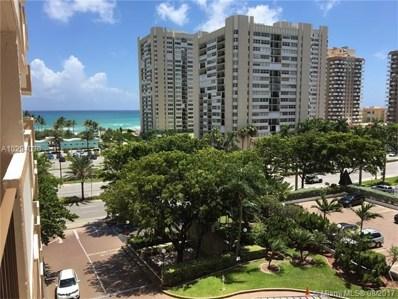 1865 S Ocean Dr UNIT 7H, Hallandale, FL 33009 - MLS#: A10294030