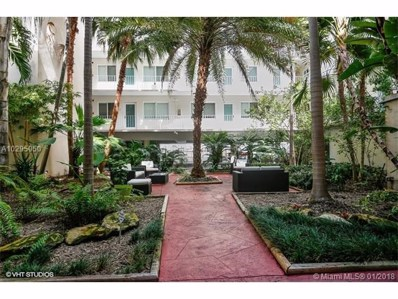 1420 Pennsylvania Ave UNIT 308, Miami Beach, FL 33139 - MLS#: A10295050