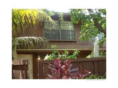 7044 SW 114th Pl UNIT A, Miami, FL 33173 - MLS#: A10295218