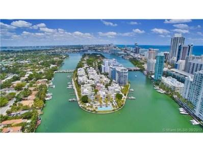 6101 Aqua Ave UNIT 901, Miami Beach, FL 33141 - MLS#: A10295430