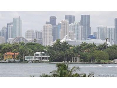 1025 Alton Rd UNIT 606, Miami Beach, FL 33139 - MLS#: A10295796