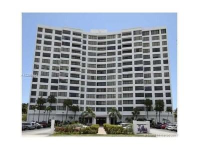 3505 S Ocean Dr UNIT 1503, Hollywood, FL 33019 - MLS#: A10295901