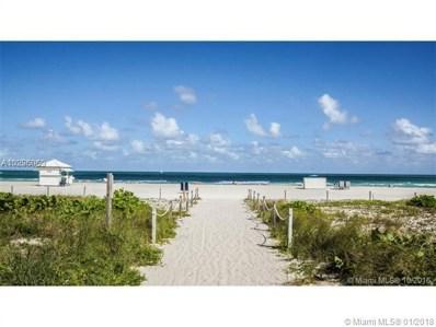 5875 Collins Ave UNIT PH1704, Miami Beach, FL 33140 - MLS#: A10296069