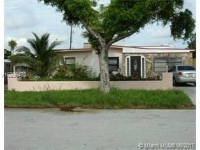 13560 NW 2nd Ave, North Miami, FL 33168 - MLS#: A10296473