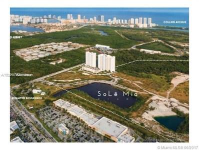14951 Royal Oaks Ln UNIT 808, North Miami, FL 33181 - MLS#: A10296772