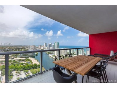 2600 E Hallandale Beach Blvd UNIT T3208, Hallandale, FL 33009 - MLS#: A10296814