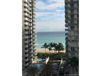 5700 Collins Ave UNIT 10B, Miami Beach, FL 33140 - MLS#: A10297196