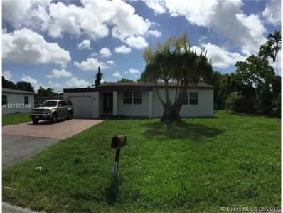 14545 NW 12th Ave, Miami, FL 33168 - MLS#: A10298284