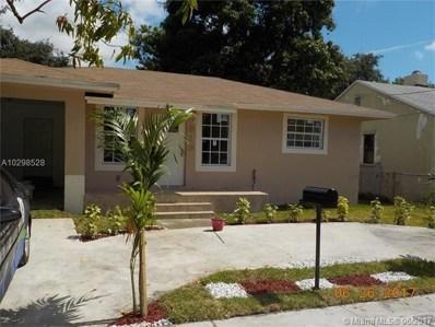 819 NW 42nd St, Miami, FL 33127 - MLS#: A10298528
