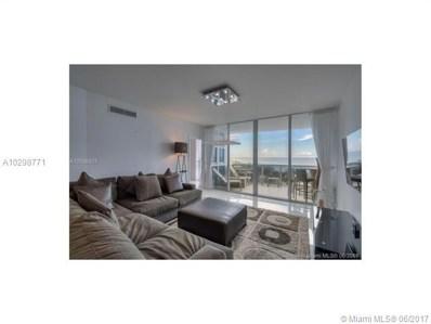 18201 Collins Ave UNIT 706, Sunny Isles Beach, FL 33160 - MLS#: A10298771