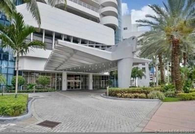 6301 Collins UNIT 3107, Miami Beach, FL 33139 - #: A10298995
