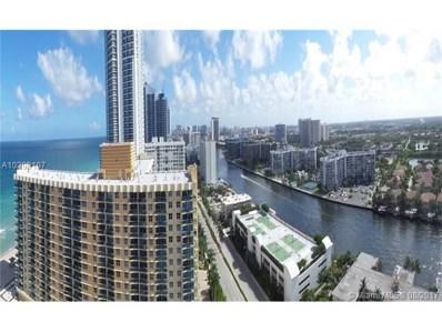 2401 S Ocean Dr UNIT 2308, Hollywood, FL 33019 - MLS#: A10299107