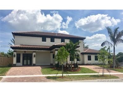 12254 SW 1st St, Miami, FL 33184 - MLS#: A10299591