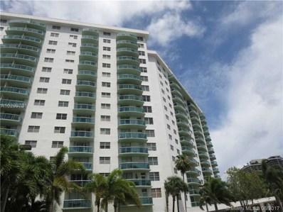 19380 Collins Ave UNIT 205, Sunny Isles Beach, FL 33160 - MLS#: A10299701