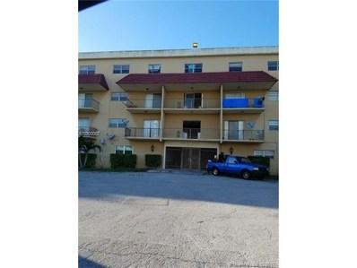 5100 SW 41st St UNIT 108, Pembroke Park, FL 33023 - MLS#: A10300007