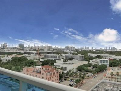 2301 Collins Ave UNIT 1534, Miami Beach, FL 33139 - MLS#: A10300110