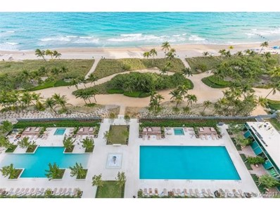 10201 Collins Ave UNIT 1403S, Bal Harbour, FL 33154 - MLS#: A10300114