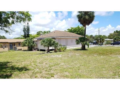 906 5th St, West Palm Beach, FL 33401 - MLS#: A10300316