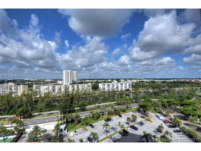300 Three Islands Blvd UNIT 310, Hallandale, FL 33009 - MLS#: A10300425