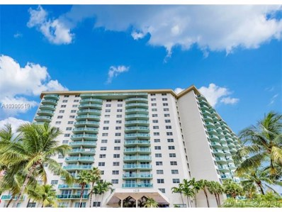19370 Collins Ave UNIT 408, Sunny Isles Beach, FL 33160 - MLS#: A10300519
