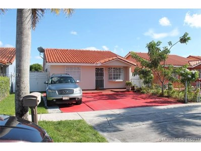 8868 NW 113th St, Hialeah Gardens, FL 33018 - MLS#: A10300571