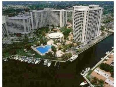 2500 Parkview Dr UNIT 2015, Hallandale, FL 33009 - MLS#: A10300646