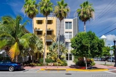 360 Collins Ave UNIT 301, Miami Beach, FL 33139 - MLS#: A10300655