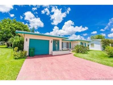 5007 NW 58th St, Tamarac, FL 33319 - MLS#: A10300707