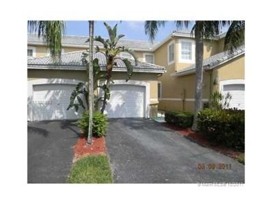 1856 Salerno Cir, Weston, FL 33327 - MLS#: A10300892