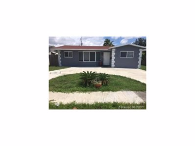 4303 Hayes St, Hollywood, FL 33021 - MLS#: A10302185