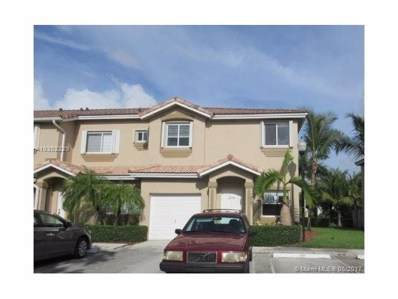 2330 SE 23rd Ave UNIT 2330, Homestead, FL 33035 - MLS#: A10302329