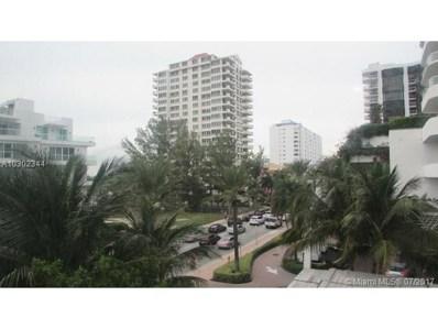 6345 Collins Ave UNIT 425, Miami Beach, FL 33141 - MLS#: A10302344