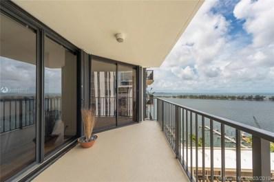 1865 Brickell Ave UNIT A1613, Miami, FL 33129 - MLS#: A10302374