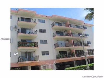 3665 NE 167th St UNIT 407, North Miami Beach, FL 33160 - MLS#: A10302624