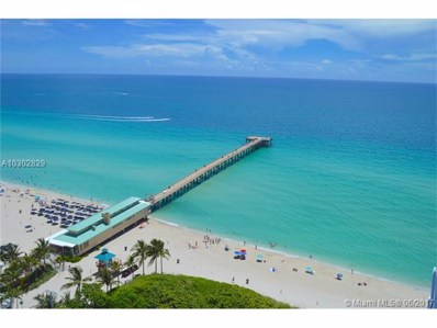 16485 Collins Ave UNIT 1935, Sunny Isles Beach, FL 33160 - MLS#: A10302829