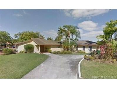 14064 SW 104th Ct, Miami, FL 33176 - MLS#: A10302862