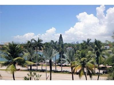 5161 Collins Ave UNIT 607, Miami Beach, FL 33140 - MLS#: A10302978