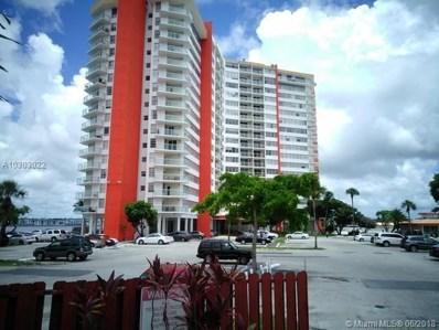 1301 NE Miami Gardens Dr UNIT 1522-W, Miami, FL 33179 - MLS#: A10303022
