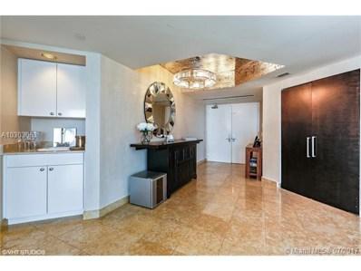4779 Collins Ave UNIT 2201, Miami Beach, FL 33140 - MLS#: A10303063