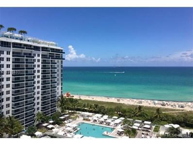 2301 Collins Ave UNIT 1421, Miami Beach, FL 33139 - MLS#: A10303480