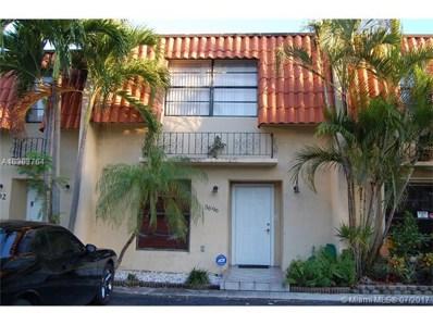 3696 NE 167th St UNIT 35, North Miami Beach, FL 33160 - MLS#: A10303764