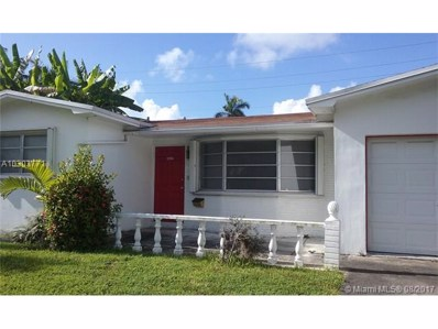 1042 Johnson St, Hollywood, FL 33019 - MLS#: A10303771