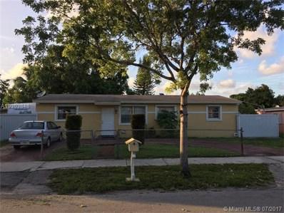 4361 NW 187th St, Miami Gardens, FL 33055 - MLS#: A10303848