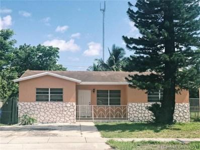 4920 SW 18th St, West Park, FL 33023 - MLS#: A10303860