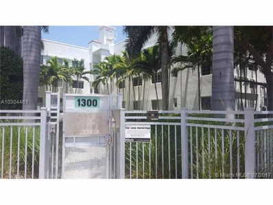 1300 Pennsylvania Ave UNIT 203, Miami Beach, FL 33139 - MLS#: A10304461