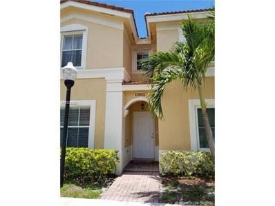 12852 SW 31st Ct UNIT 103, Miramar, FL 33027 - MLS#: A10304505