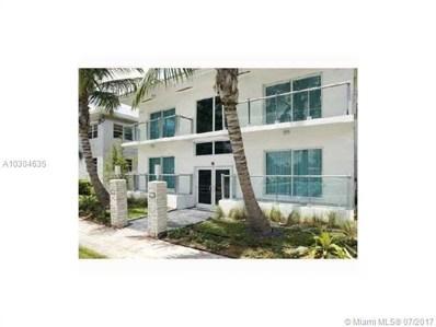7171 Bay Dr UNIT 7, Miami Beach, FL 33141 - MLS#: A10304635