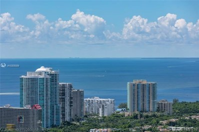 55 SW 9TH St UNIT UPH 4603, Miami, FL 33130 - #: A10305089