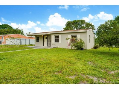 16421 NW 17th Ct, Miami Gardens, FL 33054 - MLS#: A10305946